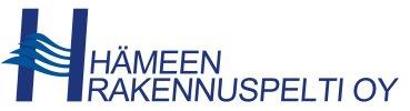 Hämeen Rakennuspelti Oy Logo